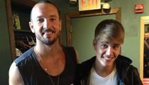 Justin Bieber Sees Pastor Carl Lentz as Father Figure Now