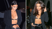 Kim K. vs. Chantel Jeffries -- Who'd You Rather?! (Bustin' Out Edition)