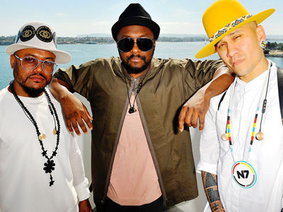 Wait ... The Black Eyed Peas' New Album Is About WHAT? See Their Wild New Inspiration!