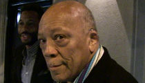 Quincy Jones Wins Cut of Michael Jackson's Hits ... $9.4 Million! (UPDATE)