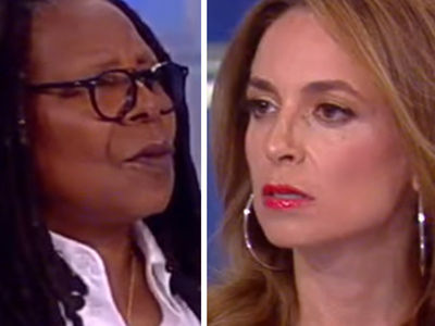 'The View' Gets FIRED UP at Trump Over Trans Military Ban -- See Them Pile on President!