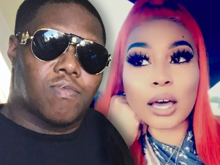 Rapper Z-Ro Arrested for Allegedly Assaulting GF For Hours