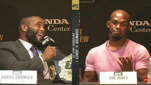 Jon Jones: 'You look Like a Crackhead,' Daniel Cormier: 'You Were One!'