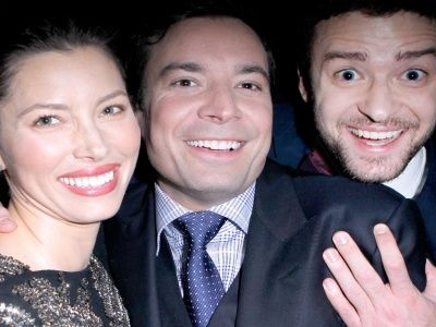 That Time Jimmy Fallon BROKE INTO a Hamptons Home With Timberlake & Biel