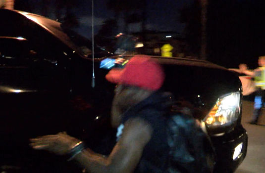 Justin Bieber Accidentally Drives Into, Injures Photographer | Celebrity Videos | TMZ.com