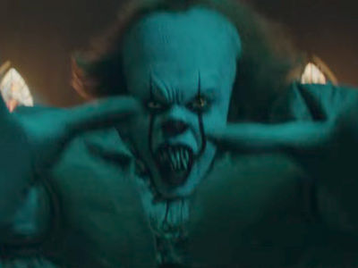 New 'IT' Trailer Is Absolutely TERRIFYING -- See Pennywise Attack In Insane New Footage!