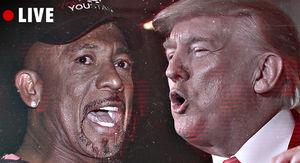 TMZ Live: Montel Williams: Blasts Donald Trump Over Trans Ban!