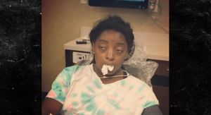 Simone Biles Drugged Up After Surgery, Watch Me…