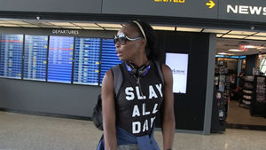 Venus Williams Tight-Lipped in D.C.