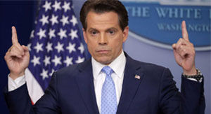 White House's Anthony Scaramucci Quotes Joe Paterno; Internet Reacts With Horror - WATCH