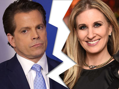 Anthony Scaramucci Wife Reportedly Files for Divorce
