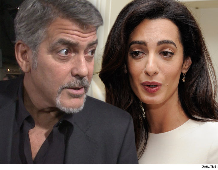 George Clooney to sue over paparazzi photos of twins