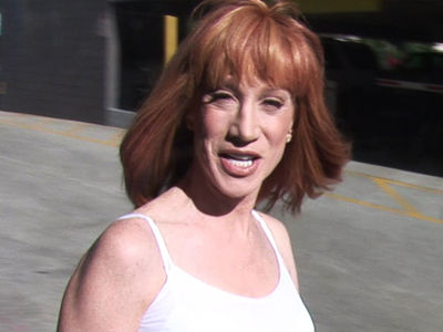 Kathy Griffin Says Trump Beheading Investigation Closed, 'I'm Exonerated'