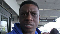 Boosie's Brother Allegedly Stole $361k Out of Rapper's Bank Account