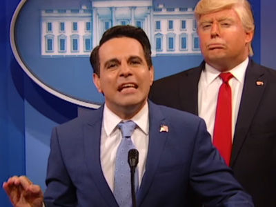 See Why This Anthony Scaramucci Spoof Just Made Comedy Central Great Again (Video)