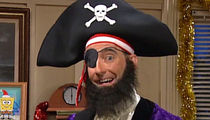 Patchy the Pirate on 'Spongebob Squarepants' 'Memba Him?!
