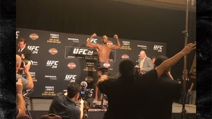 UFC 214 Weigh-In