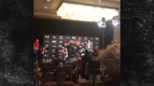 UFC 214 Weigh-In