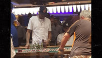 Allen Iverson Had A Big Chip Count Playing Roulette in Chicago