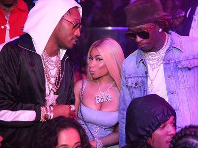 How Nicki Minaj & Future Rolled Into The New Week