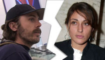 Casey Affleck's Wife Files for Divorce