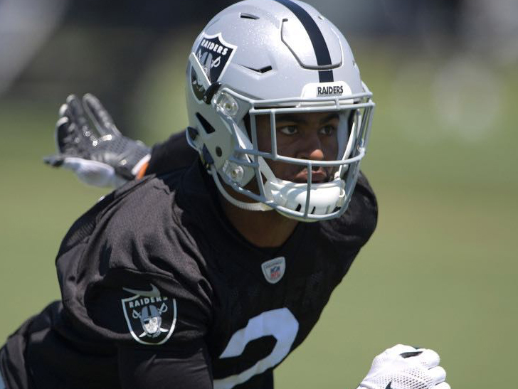 Raiders CB Gareon Conley not indicted on rape charges