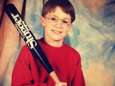 Guess Who This Little Slugger Turned Into!