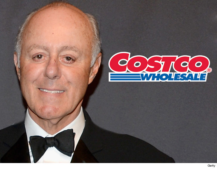 Costco Co-Founder, Chairman Jeff Brotman Dies