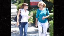 Jennifer Garner Takes Friendly Stroll with Ben Affleck's Mom