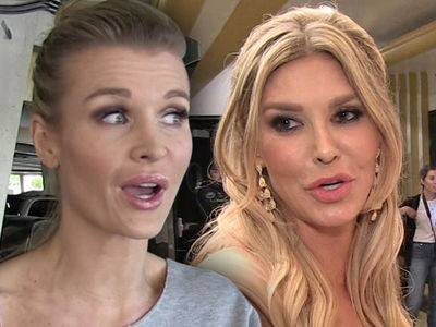 Joanna Krupa and Brandi Glanville Settle Smelly Vagina Lawsuit (UPDATE)
