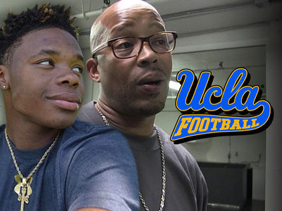Warren G's Football Star Son Commits to UCLA