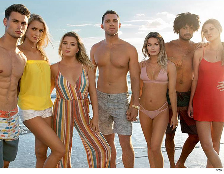 MTV's Siesta Key premiere canceled after star receives threats