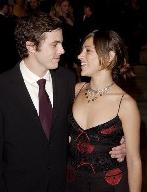 Casey Affleck and Summer Phoenix  -- Happier Times