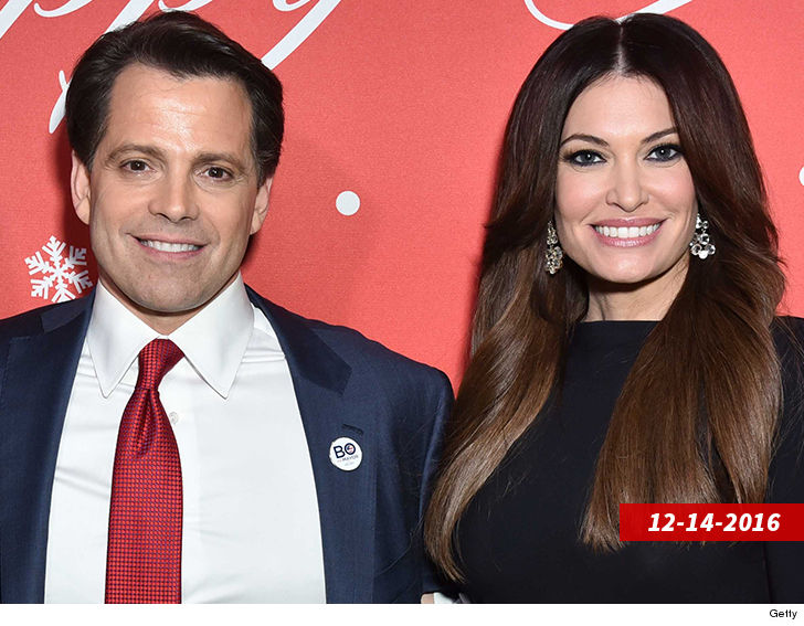Scaramucci Was Listed as Dead in Harvard Law School Directory