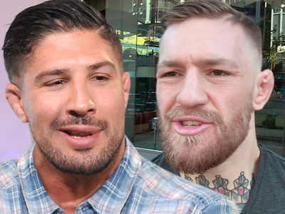 UFC's Brendan Schaub Betting His Penis on Conor McGregor