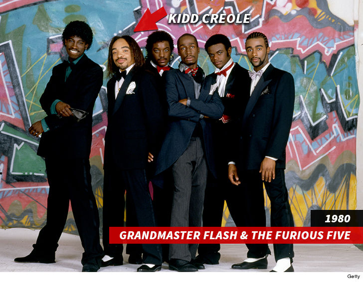 Grandmaster Flash And The Furious 5 Freedom