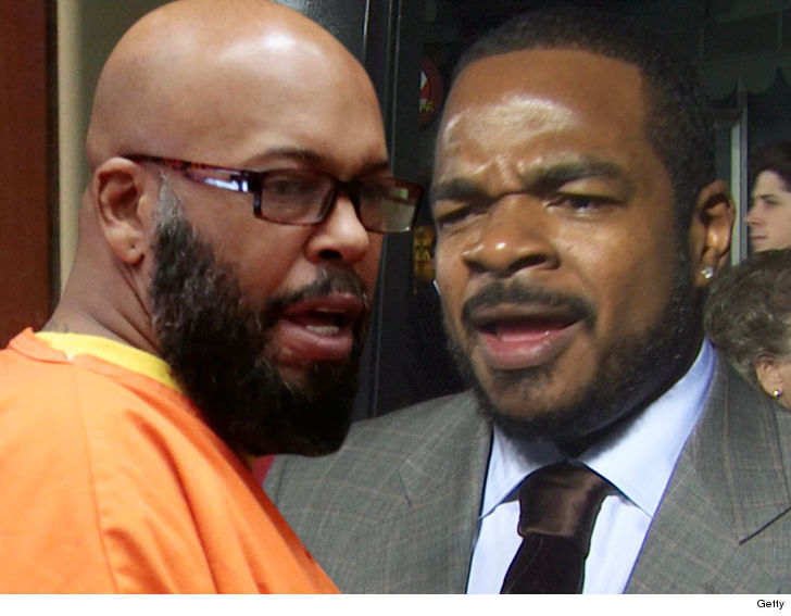 Suge Knight Indicted For Death Threats Against Director F. Gary Gray