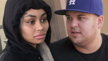 Blac Chyna and Rob Kardashian Settling Child Custody Case Soon, She Makes More Money!!!