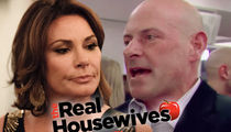 'RHONY' Star Luann D'Agostino's Divorce From Tom Won't Be on Camera