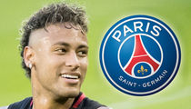 Neymar Signs $265 Million Contract with Paris Saint-Germain