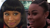Blac Chyna Going into the Music Biz, Inspired by Nicki Minaj