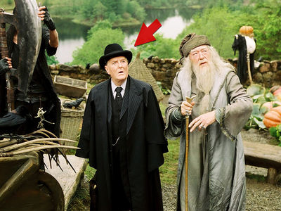 'Harry Potter' Actor Robert Hardy Dead at 91