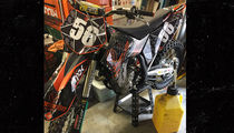 Tommy Lee's Former Custom Dirt Bike for Sale on Craigslist