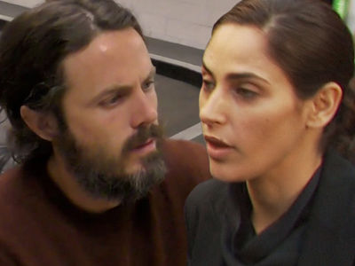 Casey Affleck Files Mysterious Divorce Docs, But Settlement Reached
