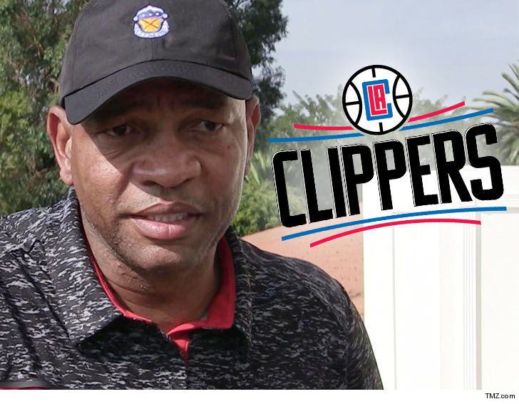 Doc Rivers out of Clippers front office