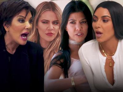 Kardashian Family Calls Caitlyn a Transgender Traitor