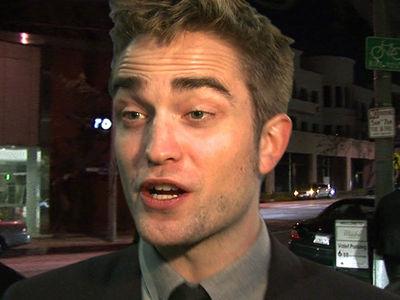Robert Pattinson Says He Was Joking About Masturbating a Dog