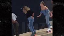 Beyonce Goes Roller Skating with Friends, Jay-Z  Sits Out