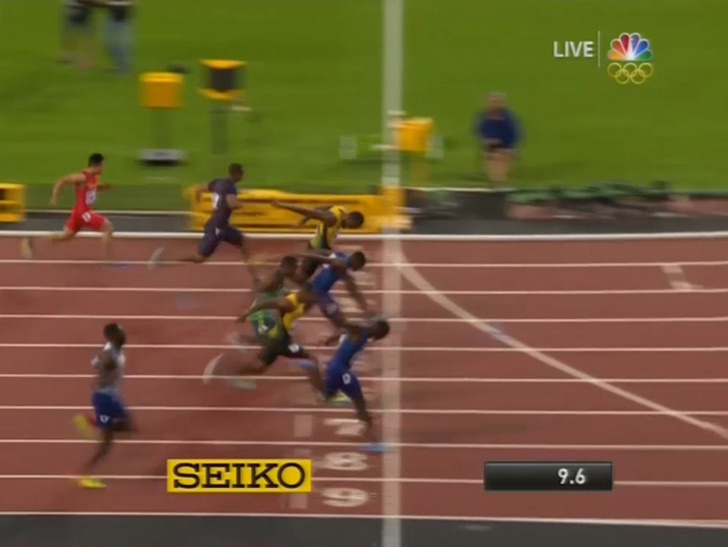 Usain Bolt Loses His Final 100m Race in Shocking Upset to Justin Gatlin