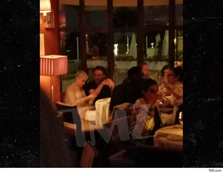 Inside Robert Pattinson and Katy Perry's Fun Dinner Outing in LA